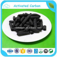 Carvão ativado a base de carvão 4,0mm para compradores de carvão ativado