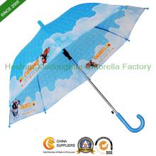 Heat Transfer Printing Children Umbrellas for Boys and Girls (KID-1019Z)