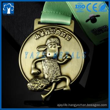 Medal manufacturer making metal cartoon kids medals