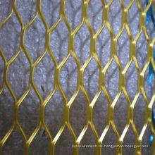 Qualitäts-reines Au-Ineinander greifen- / Goldineinander greifen- / Goldschirm ---- 30 Jahre Fabriklieferant