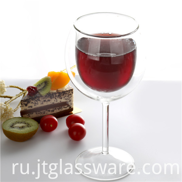 Glass Wine Cup