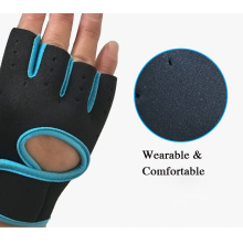 Half-Finger Cycling Non-Slip Breathable Weightlifting Multicolor Fitness Sports Gloves
