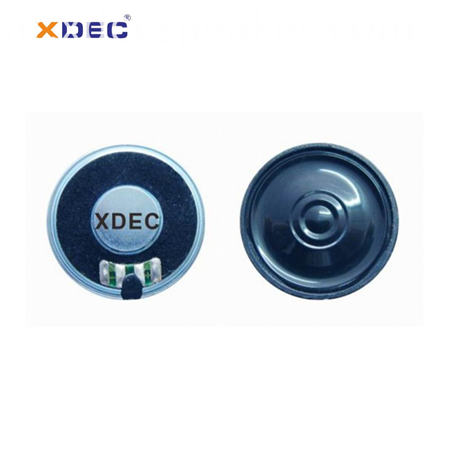 40mm 8ohm 0.5w doorbell speaker