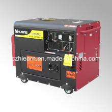 Groupe électrogène diesel silencieux 188fa Engine (DG7500SE)