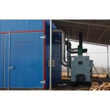 Máquina del secador de madera equipos de secado de la madera