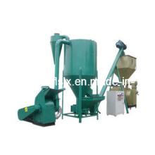 Kleine kombinierte Futtermühle Maschine