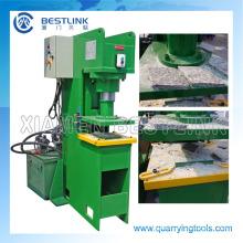 China Manufacture Hydraulic Stone Stamping Machine