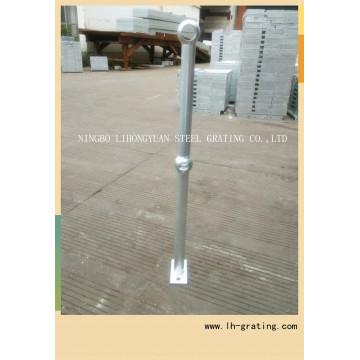 Stahlrungen mit verzinkter Oberfläche