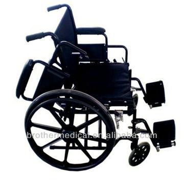 Rollstuhl in Europa und Nordamerika