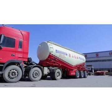 3 Axle Bulk Tanker Trailer