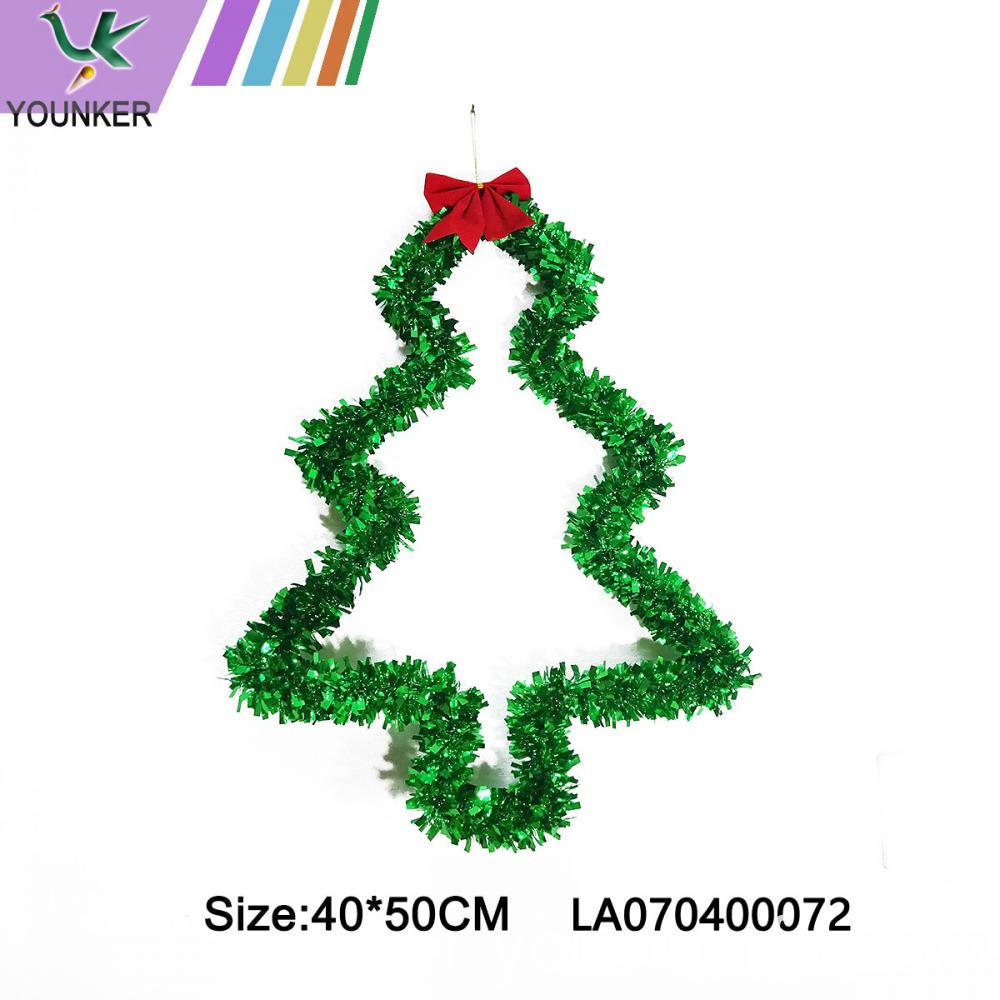 Christmas Green Tree Hang Ornament