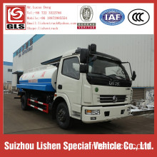 Camion-citerne en acier inoxydable camion dongfeng châssis