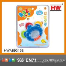 Hot Sale Novo Design Plástico Bebê Chocalho Brinquedos