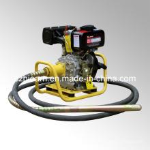 Machines de construction à vibreur à béton diesel (HRV38)