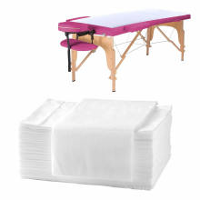 Waterproof SMS Non Woven Disposable Massage Bed Sheets Massage Blanket Sheet for Hospital Massage SPA Travel
