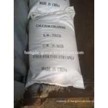 Chlorure de Calcium industrielle du sel Ice Melter