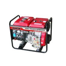 200A портативный дизельный генератор с 188 двигателем (474cc)