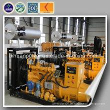China Berühmte Marke 500kw Koks Ofen Gas Generator