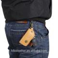 Натуральная кожа Универсальный брелок автомобиля кошелек ключ держатель кольцо для ключей сумочки Сумка