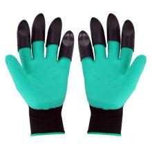 Unisex Graben Pflanzen Garten Genie Handschuhe mit Krallen