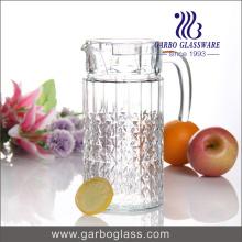 Pichet au jus de verre 1.4L avec couvercle (GB1117ZS)