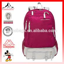 Bolso mochila escolar personalizado con compartimento para tableta
