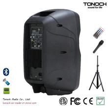Fabrik Versorgung 10 Zoll Kunststoff Lautsprecher Schrank mit guter Qualität