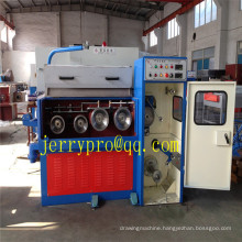 22DS(0.1-0.4) fine wire drawing machine china supplier drawing machine electric cables machine copper wire production line