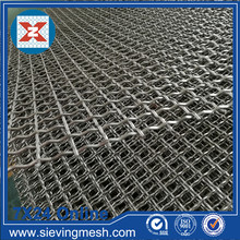 Panel Wire Mesh Berkerut