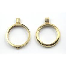 Pendentif en or plaqué or 18 carats pour collier pendentif