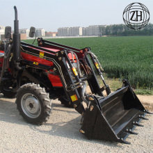 25hp 4wd Mini Tractors dengan Front End Loader