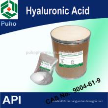 Injizierbares Hyaluronsäurepulver für Hyaluronsäure-Injektion mit konkurrenzfähigem Preis USP28 // 9004-61-9