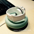 Apple Watch Charging Holders Silicon Cyan