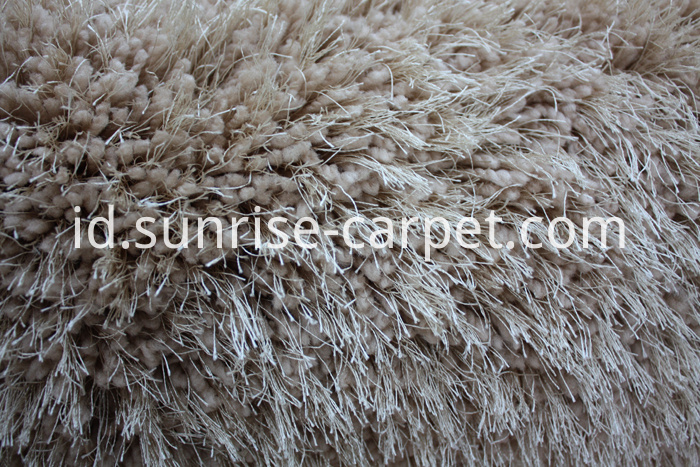 Elastic&Silk Shaggy long pile (1)