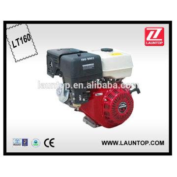 5.5hp y 163cc refrigerado por aire pequeño motor de gasolina LT160