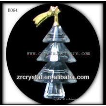 К9 Позолоченные Кристалл Рождественская Елка