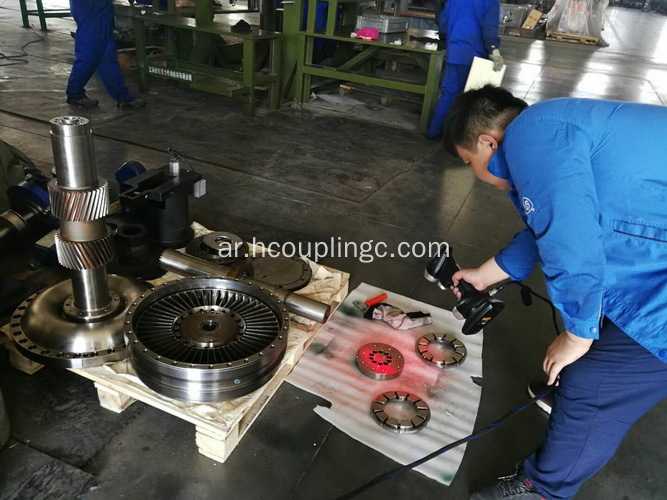 Voith Coupling Coupling R16K400M