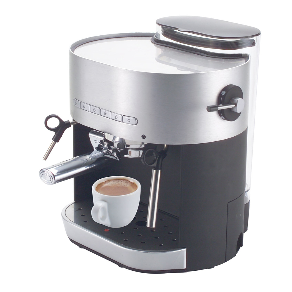 retro espresso coffee maker