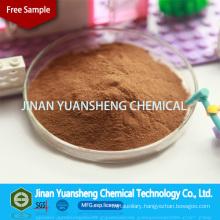 Dust Control Additives Calcium Lignosulphonate