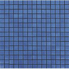 Mosaico de vidro quadrado de 330 * 330 mm para piscina