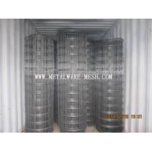 Maillage métallisé soudé noir