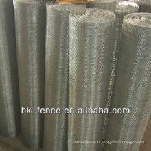 chinois en acier inoxydable treillis métallique ventes chaudes
