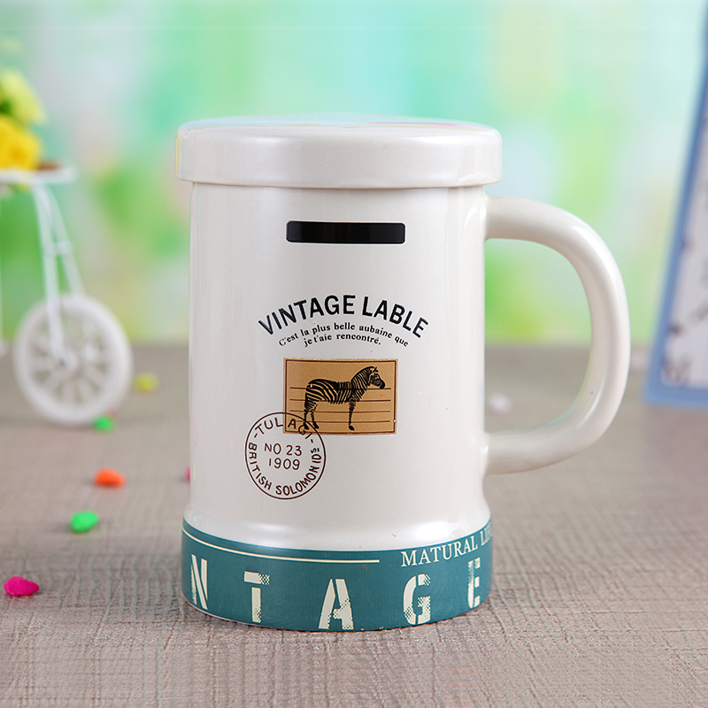 Lable Coffee mug