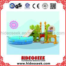 Kleinkind Indoor Baby Slide und Schaukel mit Ball Pit