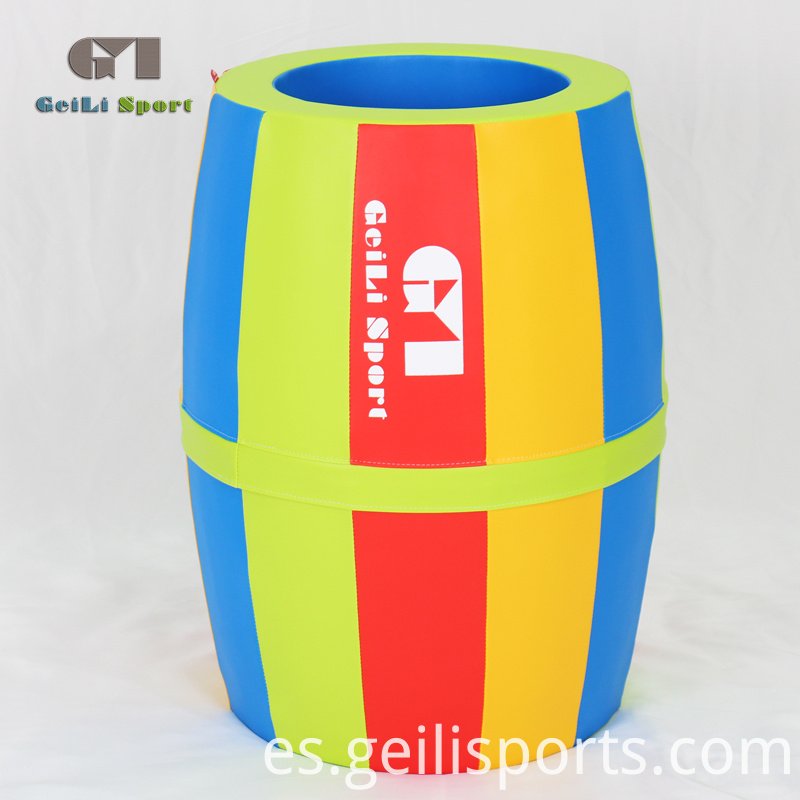 Chid Rainbow Barrel