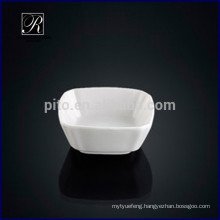 P&T chaozhou porcelain factory, square saucer, square dishes