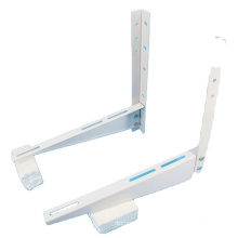 split air conditioner spare parts High Strength Wall Mount Folding AC Bracket for Outdoor AC Unit