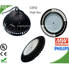 Lampe LED UFO Light Industrial haute baie UL 200W