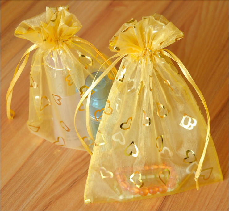 mini organza bag
