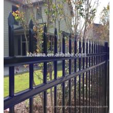 Завод прямые продажи декоративные алюминиевые Плавательный бассейн заборы с низкой цене